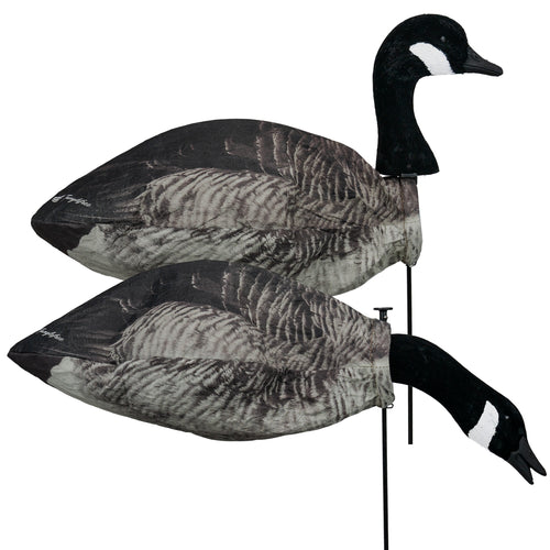 Canada Goose Slammer Sock – 12 Pack w/ Flocked 3d Head