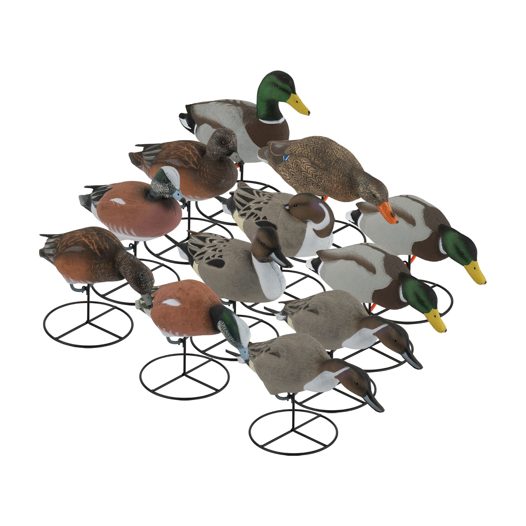 Pro Series Full Body Puddle Duck Combo 12 Pack