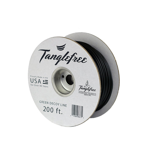 Original Tanglefree Green Decoy Line