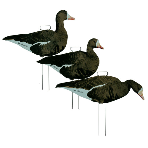 Fully Flocked Specklebelly Skinny Decoys