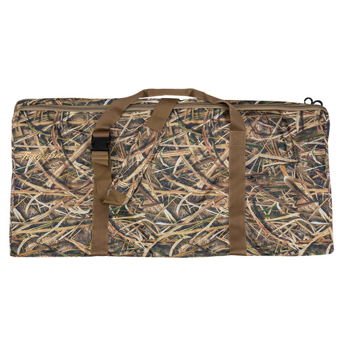 Deluxe 12 Slot Duck Decoy Bag – Shadow Grass Blades