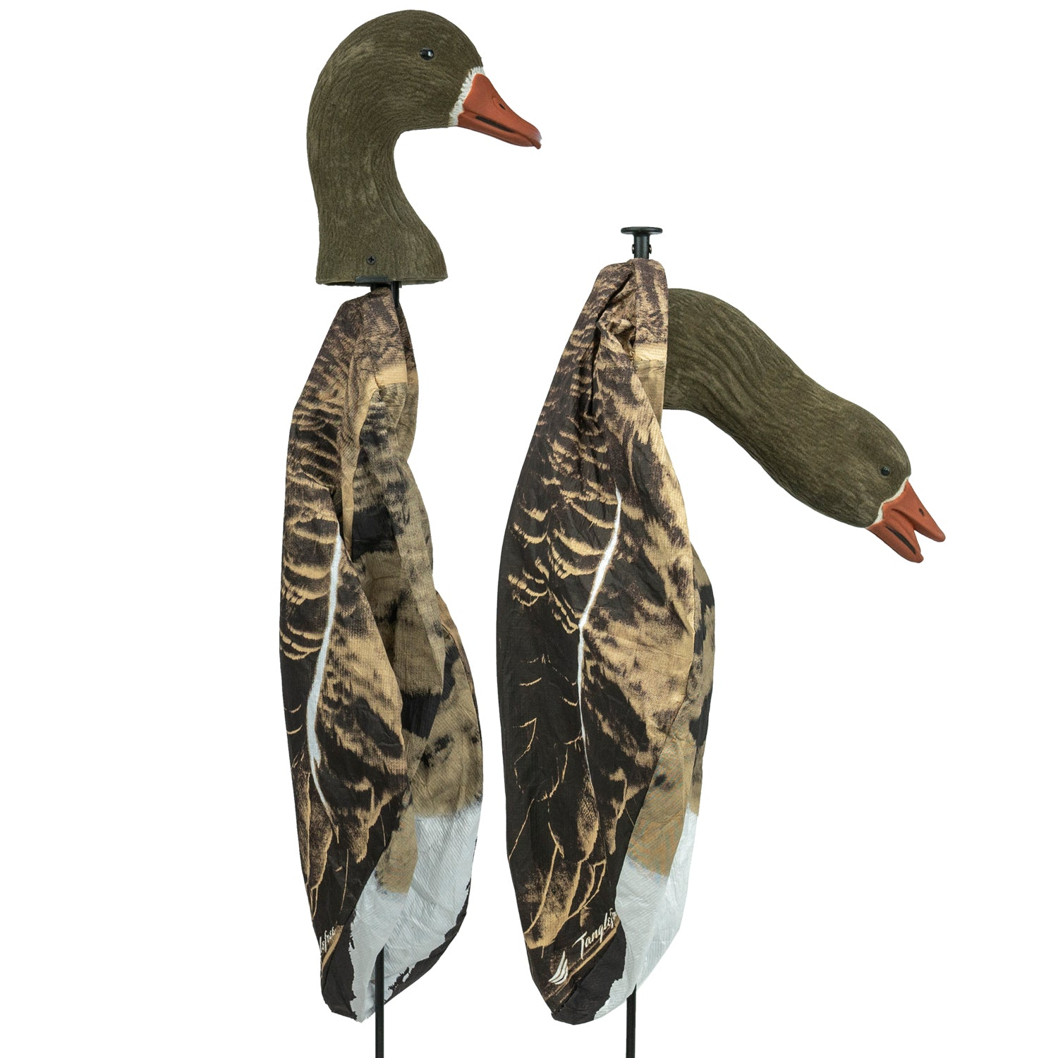 Specklebelly Goose Slammer Sock – 12 Pack w/ Flocked 3d Head