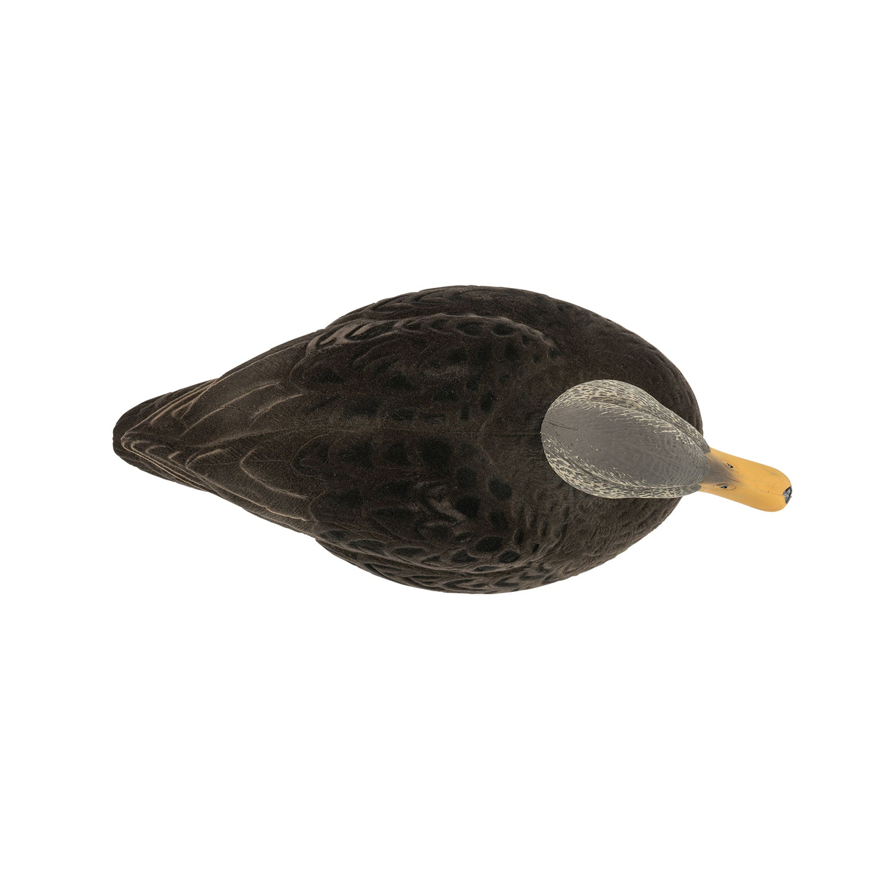 Flight Flocked Black Duck