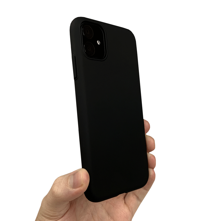 Slim Minimal iPhone 11 Case 2.0 & Screen Protector Bundle