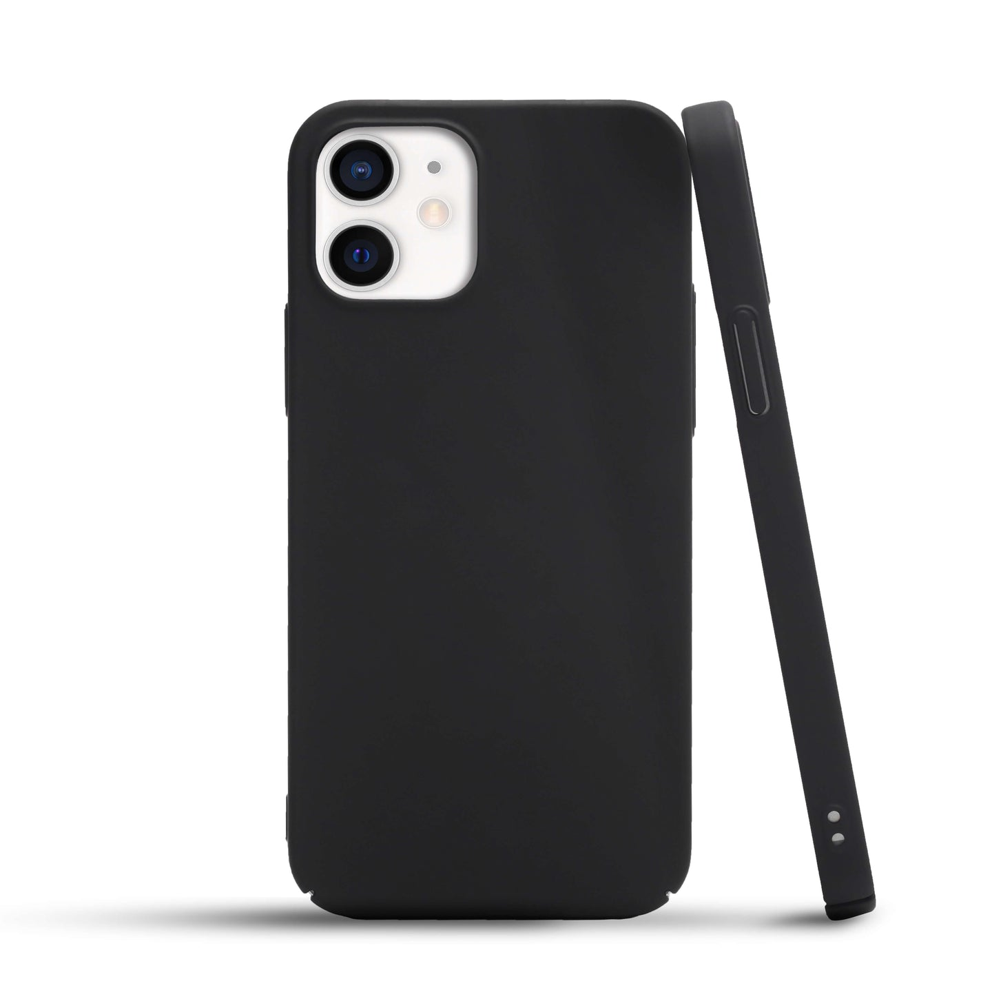 Slim Minimal iPhone 12 Case 2.0 & Screen Protector Bundle