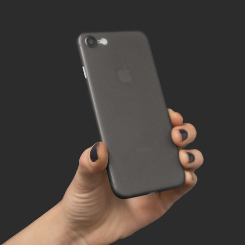 Slim Minimal iPhone 7 Case & Screen Protector