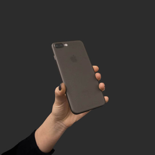Slim Minimal iPhone 8 Plus Case & Screen Protector