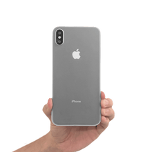 Load image into Gallery viewer, Slim Minimal iPhone Xs Case 2.0 & Screen Protector Bundle