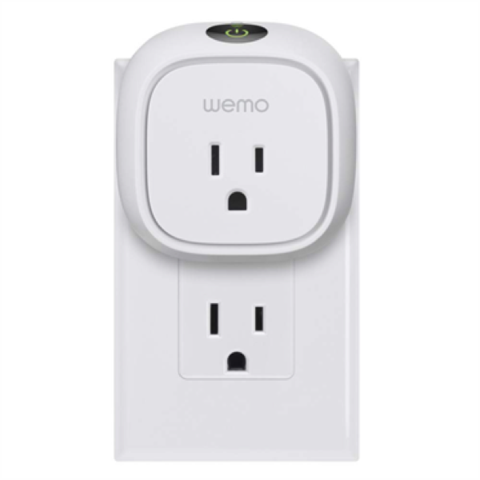Wemo® Insight Energy Use Monitor image 687532343345