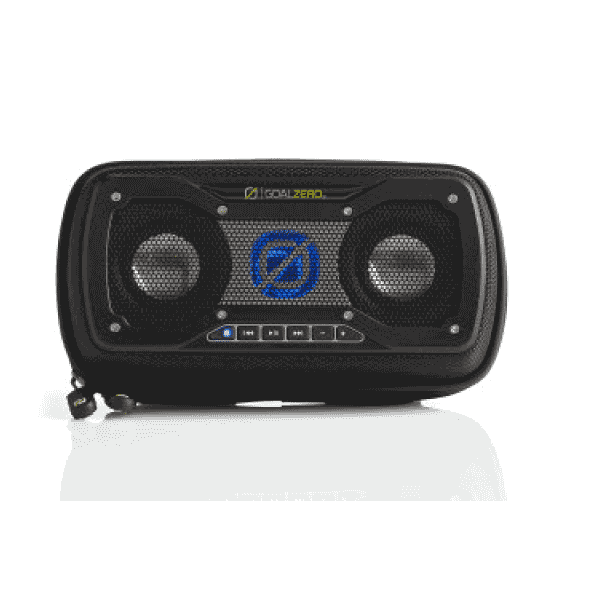 Goal Zero Rock Out 2 Solar Rechargeable Speaker image 687557214257