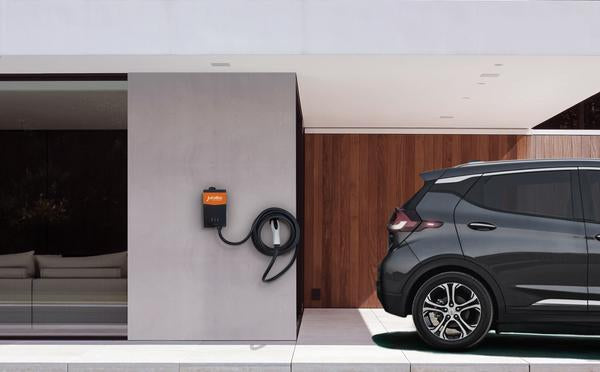 JuiceBox® Pro 40 Wi-Fi-enabled EV Charging Station - 40 Amps (Plug-In) image 5495254188081
