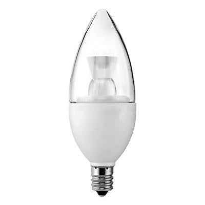 B11 Candelabra Simply Conserve 5w Dimmable (4 pack) image 5734060752945