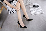 High heels Pointed Toe Shoes