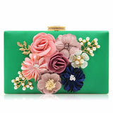 Royal Blue Day Clutches Purse
