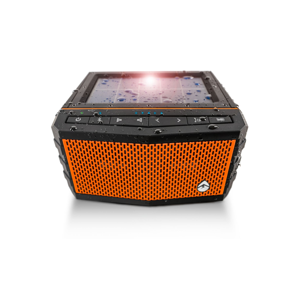 ECOXGEAR® Sol Jam Solar Powered Speaker image 741961760812