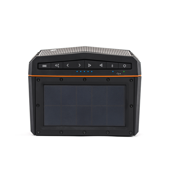 ECOXGEAR® Sol Jam Solar Powered Speaker image 741961793580