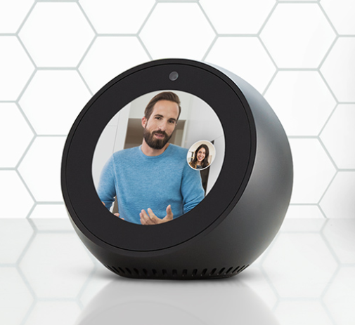 Amazon Echo Spot image 3487192186924