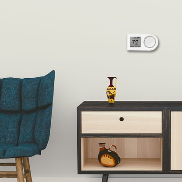 LUX/GEO WiFi Thermostat image 742035095596