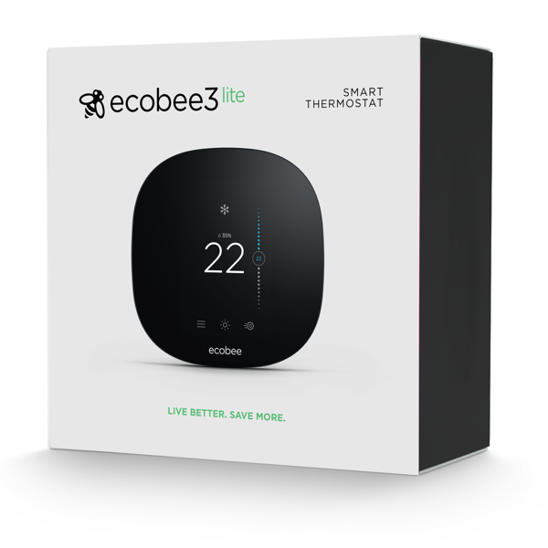 ecobee3 Lite Wi-fi Thermostat image 741950521388