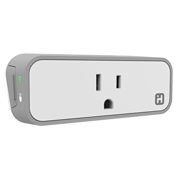 iHome WiFi Smart Plug image 742039060524