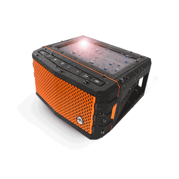 ECOXGEAR® Sol Jam Solar Powered Speaker image 741961728044