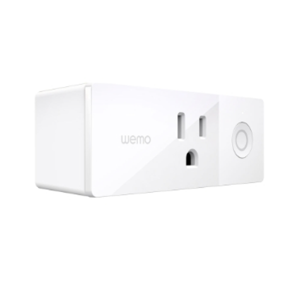 Wemo® Mini Smart Plug image 742228885548