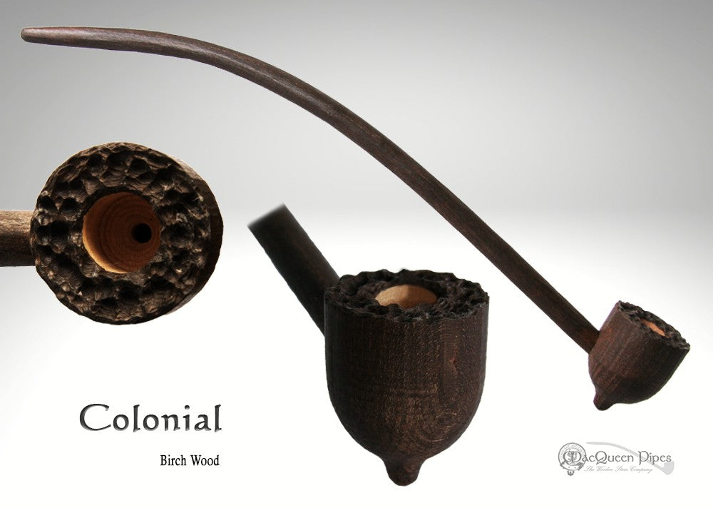 Colonial MacQueen Pipes