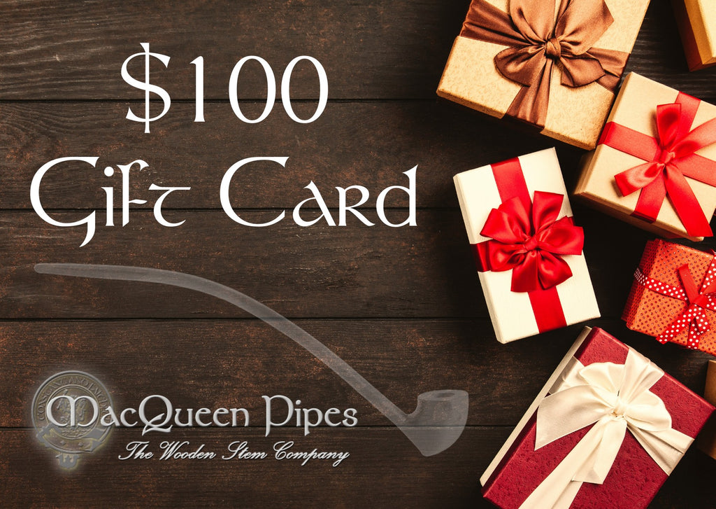 Gift Card MacQueen Pipes