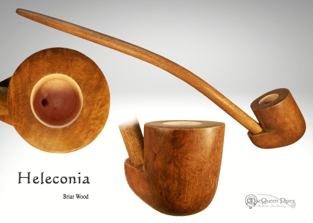 Heleconia MacQueen Pipes