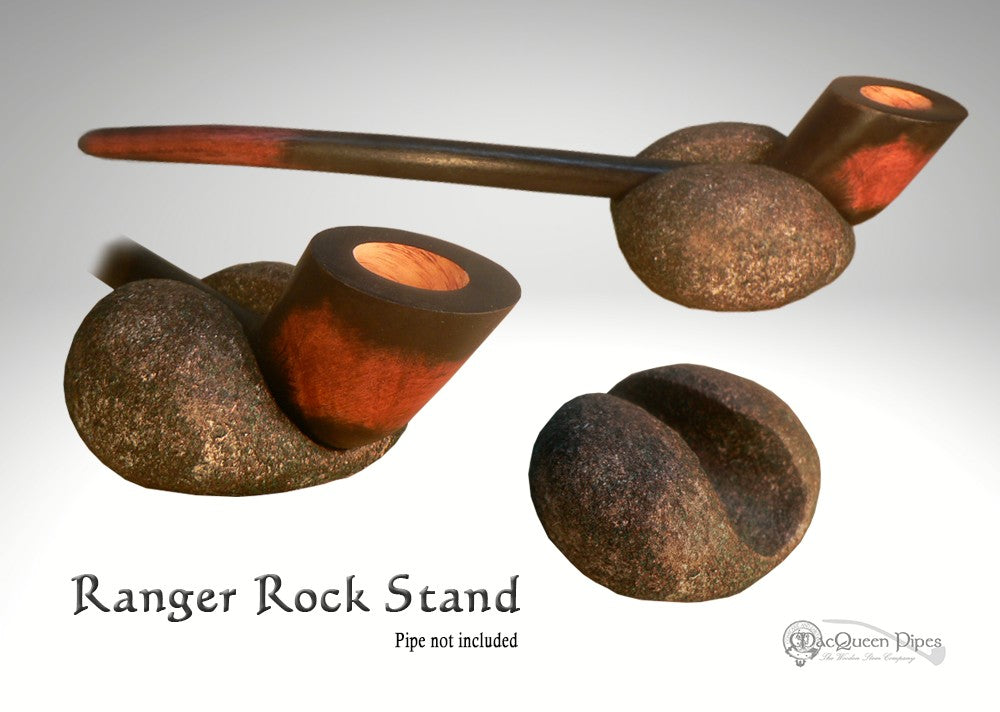 Ranger Pipe Rock Stand MacQueen Pipes