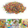 1 X Pack of 10,000 Coloured Orbeez Soft Crystal Water Beads