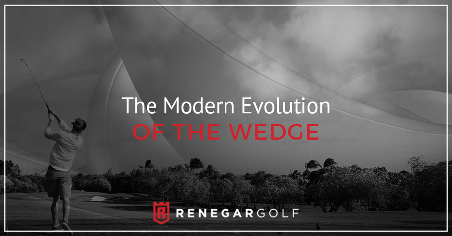 The Modern Evolution Of The Wedge