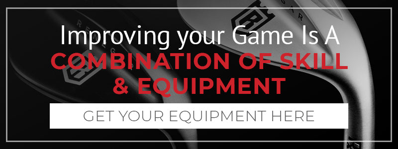 improve golf game with skill equipment