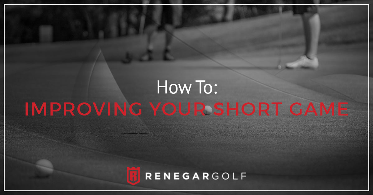 Improve your short golf game