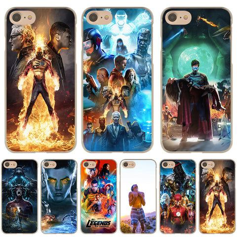 LEGENDS OF TOMORROW IPHONE CASES