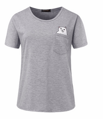 Funny Pocket Cat T-shirt | Modern Dessign®