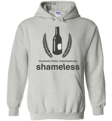 50% OFF SHAMELESS BOTTLE HOODIE