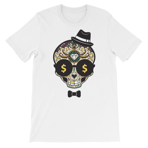 Money Skull T-Shirt
