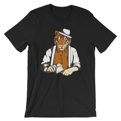 Poker Tiger T-Shirt