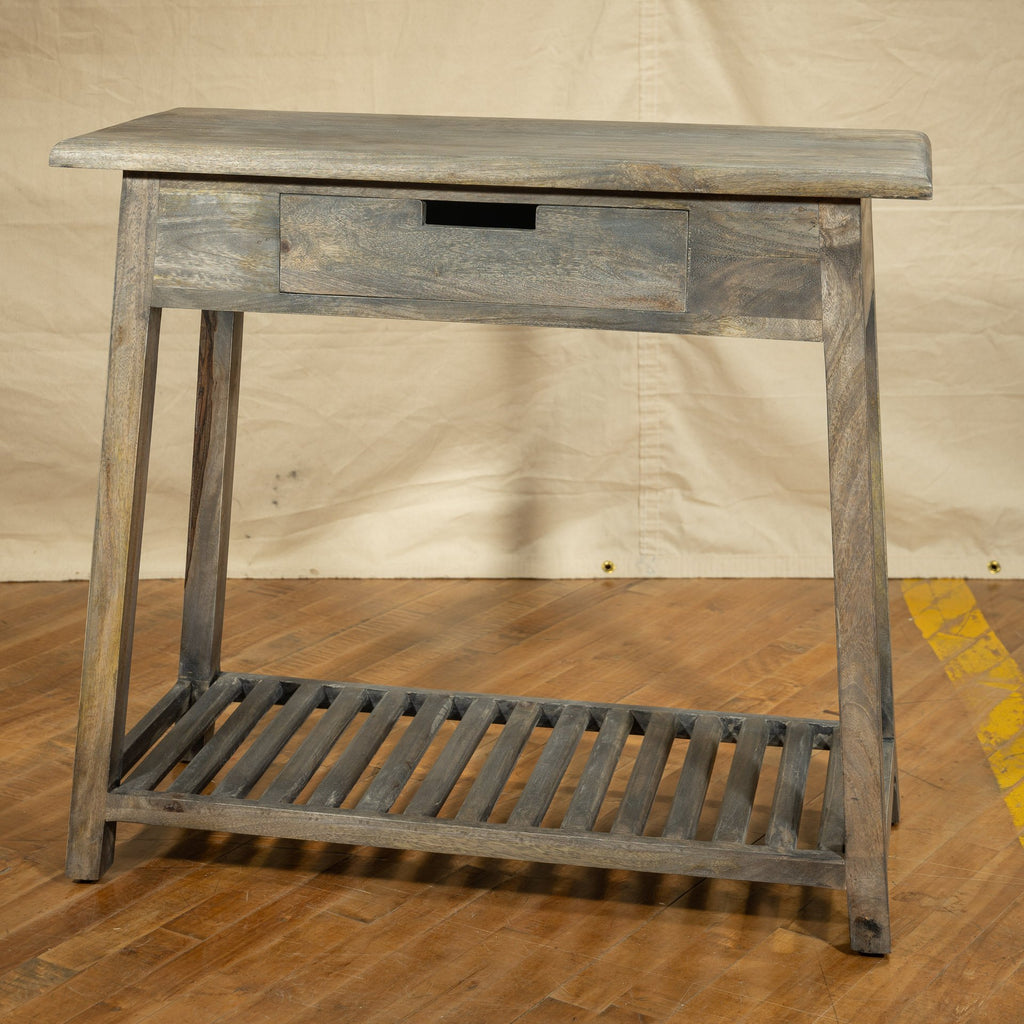 Simple Mango Console, Grey Brown