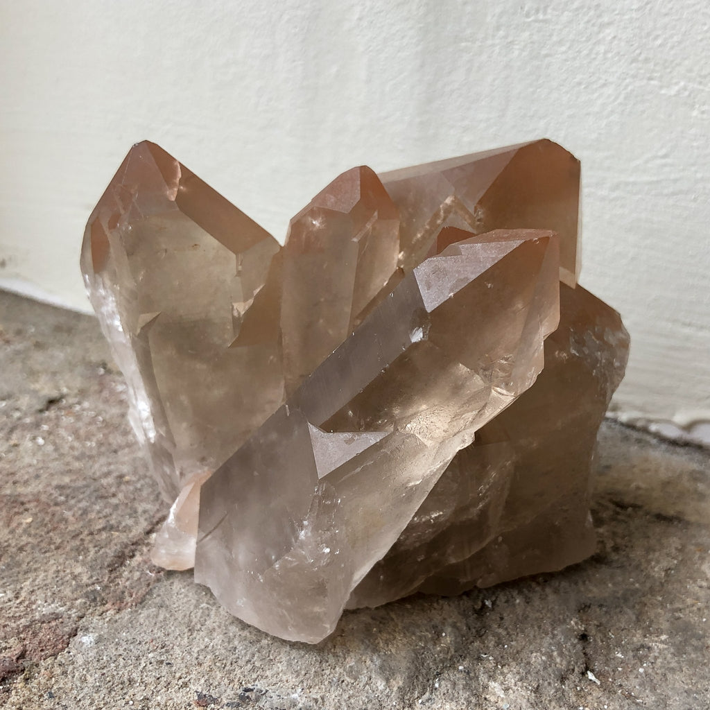 Ex-Small Smokey Quartz Cluster_Royal Circus