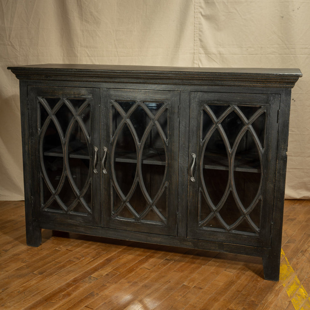 Cathedral Sideboard, Black - Royal Circus