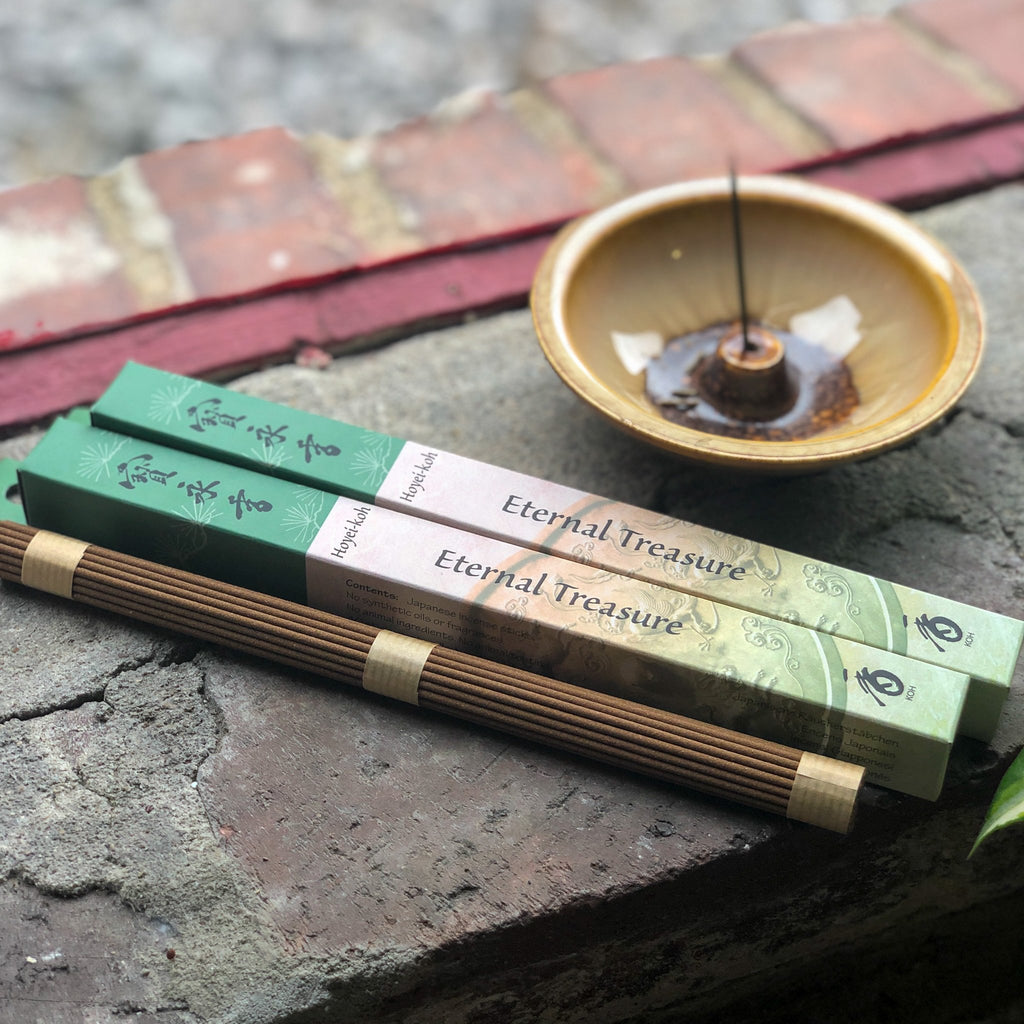 Eternal Treasure Incense - 40 Sticks_Royal Circus