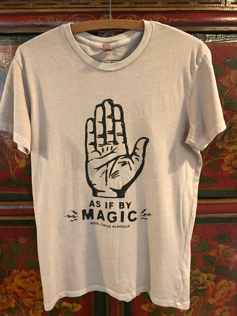 Magic Hand T-Shirt_Royal Circus