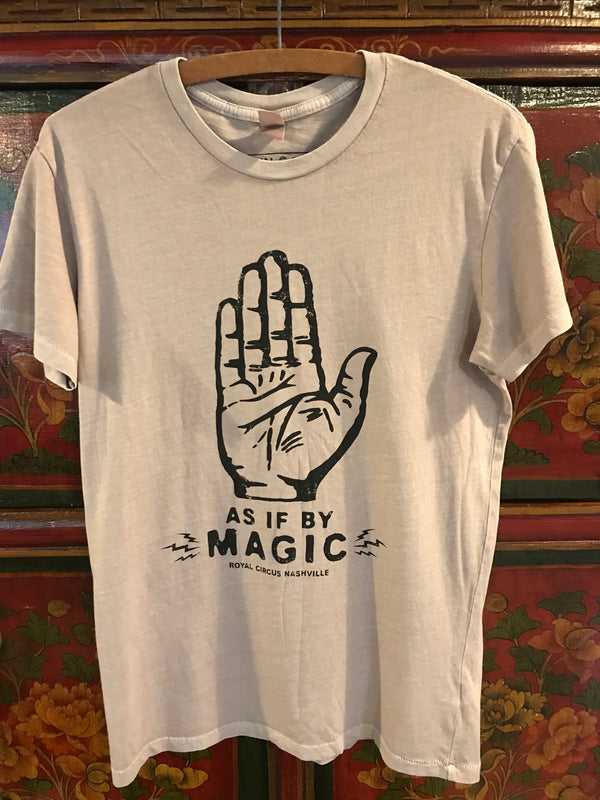 Magic Hand T-Shirt - Royal Circus