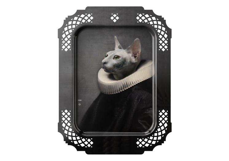 Le Chat Tray_Royal Circus