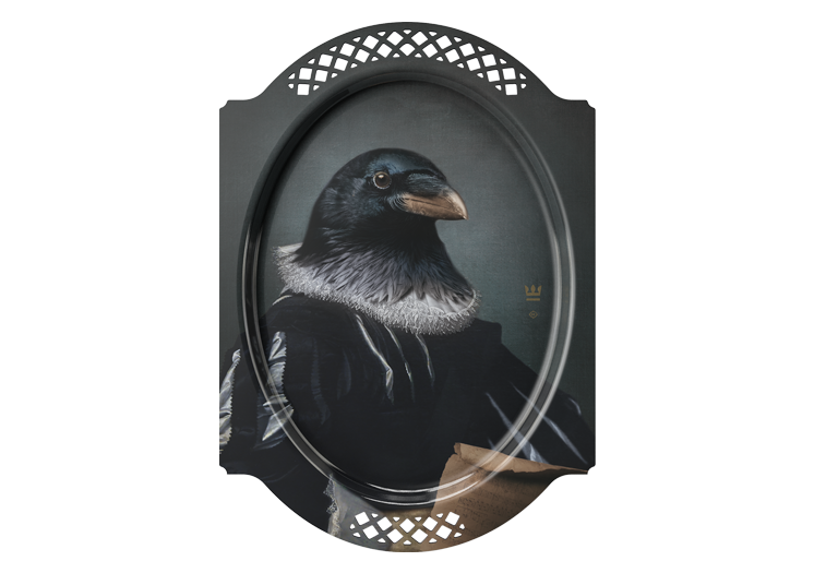 Le Corbeau Tray_Royal Circus