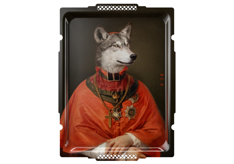 Le Loup Tray_Royal Circus