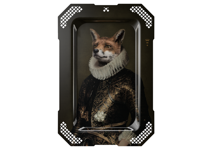 Le Renard Tray_Royal Circus