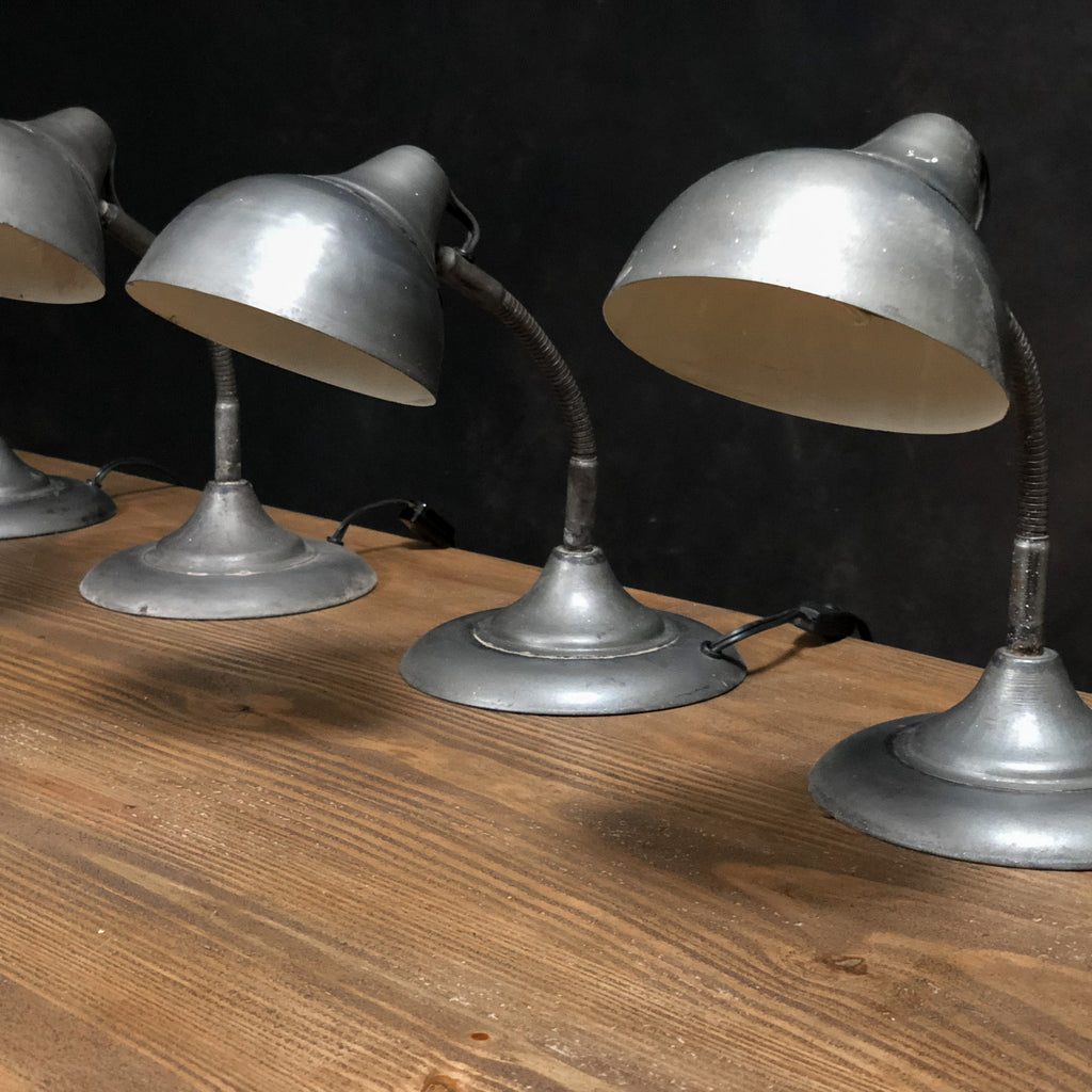 Iron Table Lamp #3_Royal Circus